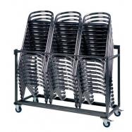 Transportný vozík na stoličky Ensor