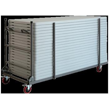 Transportný skladací vozík XLtrolley