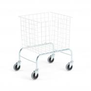 Vozík na bielizeň s vyberateľným košom