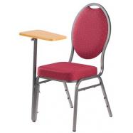 Prídavný písací stolík ku stohovateľným stoličkám