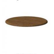 Prídavná doska k stolu Armillaria drevená