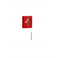 Skrinka na kľúč, červená