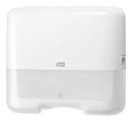Rad Tork Elevation je séria hladkého a funkčného vzhľadu v modernom duchu, ktorý pasuje do prostredia väčšiny toaliet a umyvární. Systém: H3 - Systém so skladaním C-fold a Singlefold (ZZ); Materiál: Plast; Farba: Biela; Šírka: 33,2 cm; Výška: 29,1 cm; Hĺbka: 13,5 cm
