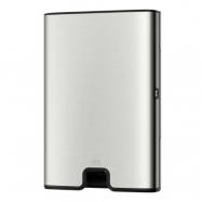 Tork Xpress® zásobník na papierové uteráky Multifold - nerez / čierna