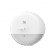 Tork SmartOne Mini zásobník na toaletný papier so stredovým odvíjaním - biely