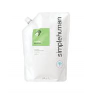 Hydratačné tekuté mydlo Simplehuman - 1 l náhradná náplň s vôňou uhorky