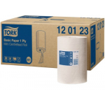 Merná jednotka: kart. Univerzálny uterák TORK v Mini rolke na utieranie rúk, možno použiť aj na rôzne pracovné operácie. Ideálne pre miesta s veľkou spotrebou. Odvíjanie zo stredu. Predaj po kartóne (11 rolí).