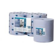 Tork Advanced utierky 420 so stredovým odvíjaním, modré, návin 157,5 m, 6 roliek