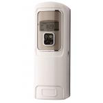 Profesionálne osviežovač vzduchu, ktorý umožňuje flexibilné nastavenie času dávkovania vône.