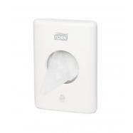 Tork zásobník na hygienické vrecká, biely