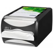 Tork Xpressnap® pultový zásobník na servítky, čierny