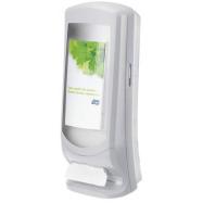 Tork Xpressnap® vysokokapacitný zásobník na servítky, sivý