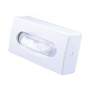 Zásobník kozmetických obrúskov CLEENEX - biely