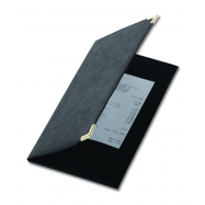 Dosky na účtenku Securit Classic (23 x 13 cm) - čierna