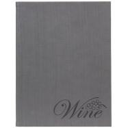 Vínový lístok Securit Design A4 - Velvet