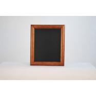 Nástenná tabuľa Securit 30 x 40 cm - tmavo hnedá