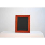 Nástenná tabuľa Securit 30 x 40 cm - Mahagón
