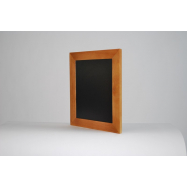 Nástenná tabuľa Securit 30 x 40 cm - Teak