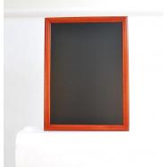 Nástenná tabuľa Securit 60 x 80 cm - Mahagón