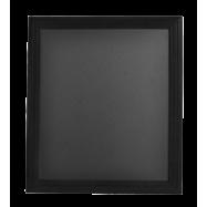 Nástenná obojstranná tabuľa Securit Universal 40 x 50 cm - čierna