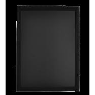 Nástenná obojstranná tabuľa 60 x 80 cm Securit Universal - čierna