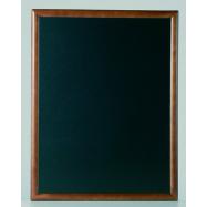 Nástenná tabuľa Securit 70 x 90 cm - tmavo hnedá