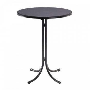 Skladací koktejlový stôl KLIK-KLAK s doskou Ø 85 cm