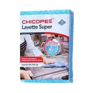 Utierky CHICOPEE Lavette Super 51x36 cm/10 ks - modré
