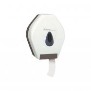 Zásobník na toaletný papier MERIDA TOP MINI bielo - šedý