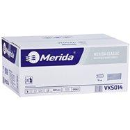 Papierové uteráky skladané MERIDA ŠEDÉ (skôr PZ14)