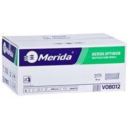 Papierové uteráky skladané MERIDA SUPER BIELE (skôr PZ12)
