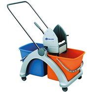 Upratovací vozík s plastovou konštrukciou MO3P