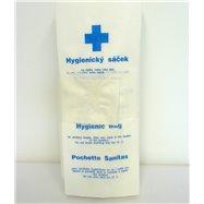 Hygienické vrecká papierové 100 ks/bal (25bal/kar)