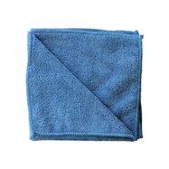 Utierka z mikrovlákna ECONOMY, modrá, 35x35 cm