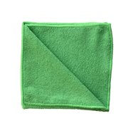 Utierka z mikrovlákna ECONOMY, zelená, 35x35 cm