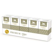 HARMONY premium papierové vreckovky 10 x 9 ks