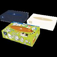 Kozmetické vreckovky soft, 100 ks