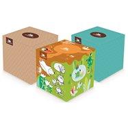 Kozmetické utierky cube box 60 ks v balenie