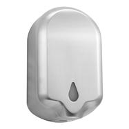 Automatický dávkovač dezinfekcia, 1200 ml, nerez mat