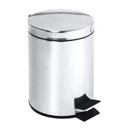 Odpadkový kôš 20L, nerez lesk