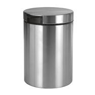 Odpadkový kôš 3L - závesný, nerez mat