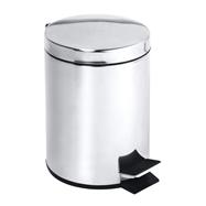 Odpadkový kôš 40L, nerez lesk