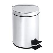 Odpadkový kôš 5L, nerez lesk