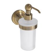 RETRO bronz: Dávkovač tekutého mydla 230ml