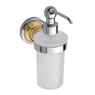 RETRO zlato-chróm: Dávkovač tekutého mydla 230ml