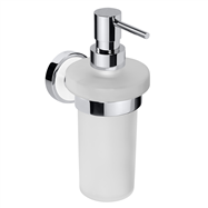 TREND-I: Dávkovač tekutého mydla 230ml, biela