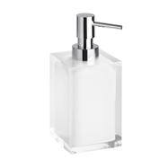 VISTA: Dávkovač tekutého mydla, biely