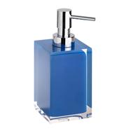 VISTA: Dávkovač tekutého mydla, modrý