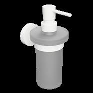 WHITE: Dávkovač tekutého mydla 230ml