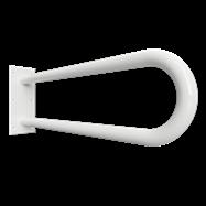 HELP: Podperné madlo v tvare U 600 mm, biele